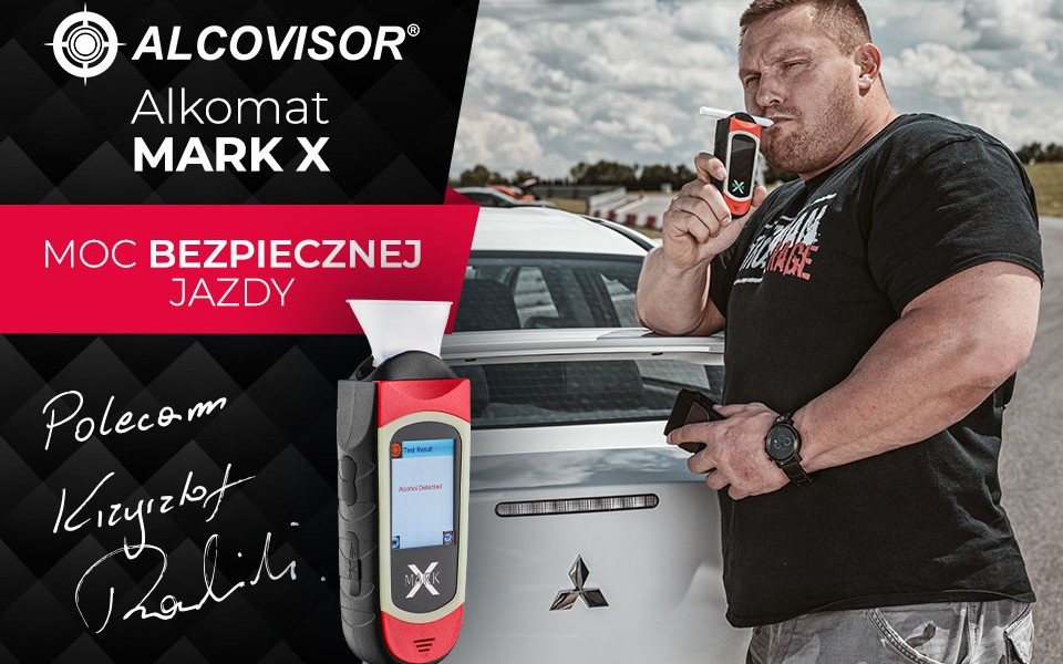 Breathalyzer Mark X+