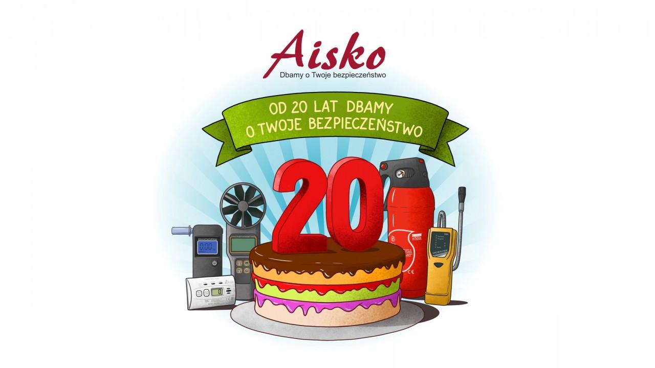 Aisko - Dwie dekady na wymagającym rynku!