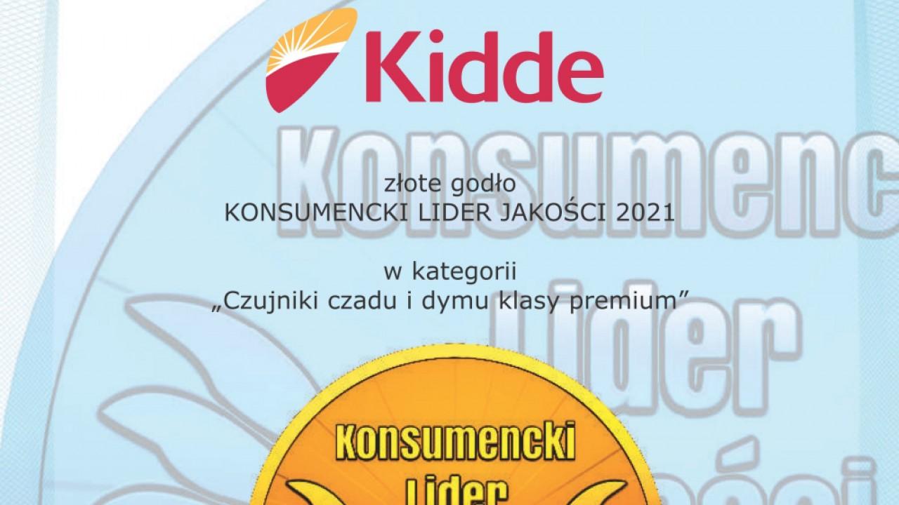 Golden Emblem - Quality Leader Consumer Award 2021