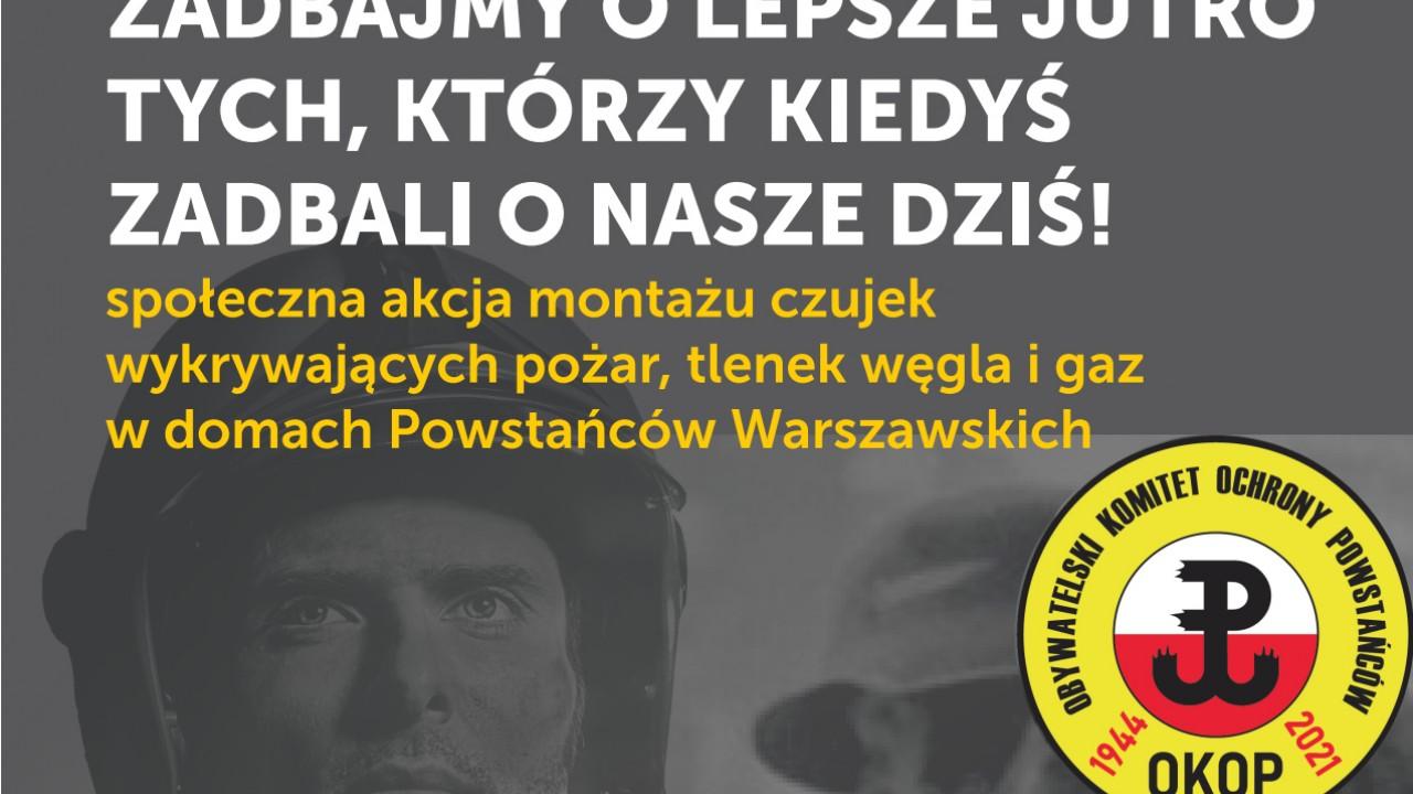 Warszawa - Oficjalne podpisanie memorandum w Domu Powstańca