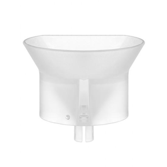 Non-contact funnel for Alcovisor Deimos
