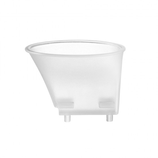 Non-contact funnel for Alcovisor Mark X+