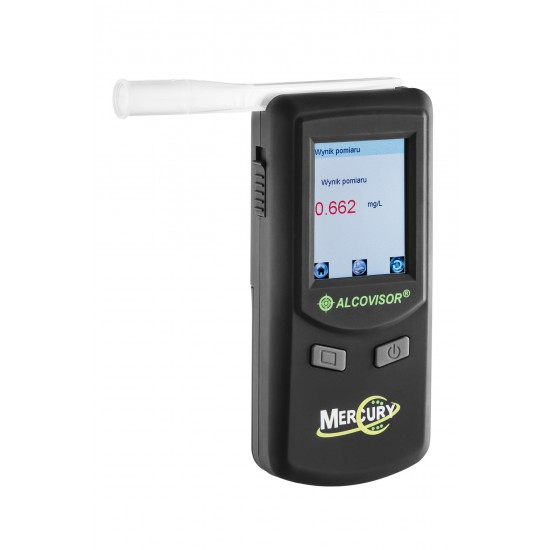 Breathalyzer Alcovisor Mercury