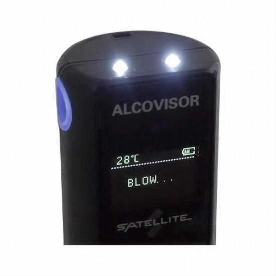Breathalyzer Alcovisor Satellite