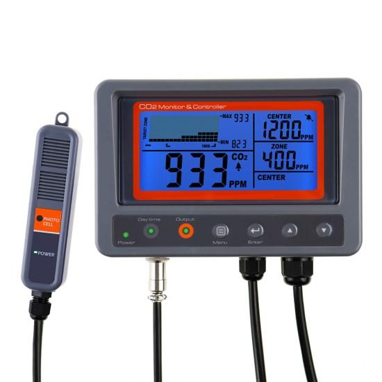 CO2 controller with relay AZ 7530