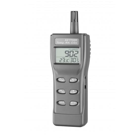 Multifunctional air parameters meter AZ 77535