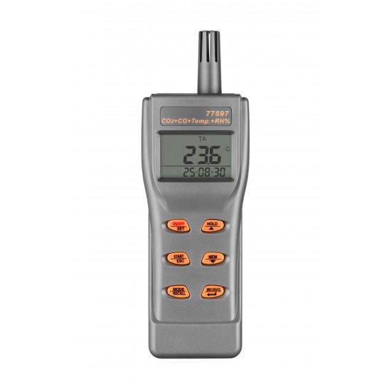 Multifunctional air parameters meter AZ 77597