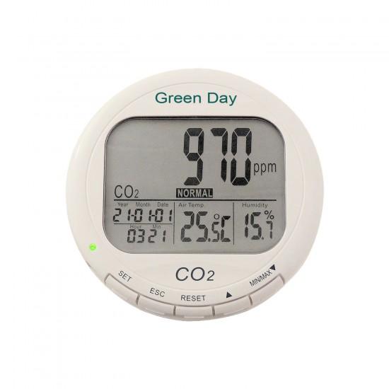 Air parameters meter with relay AZ 7788