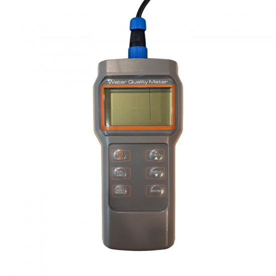 Multifunction water meter AZ 8602
