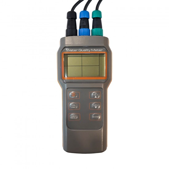 Multifunction water meter AZ 8603