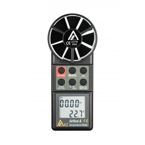 Thermoanemometer AZ 8906