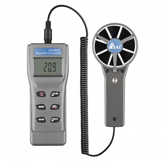 Thermoanemometer AZ 8911
