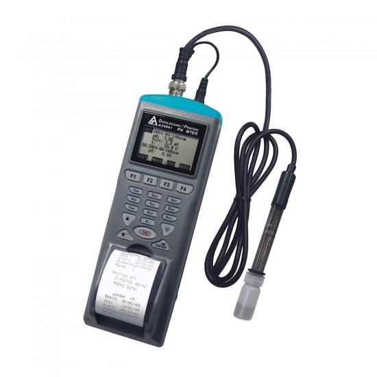 Multifunction meter with printer AZ 9861