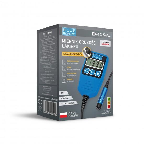 Paint thickness gauge Blue Technology DX-13-S-AL