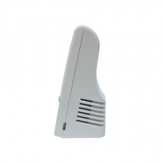 Particulate matter, temperature, humidity & formaldehyde meter