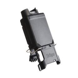 External pump for multi-gas detectors Dräger X-am