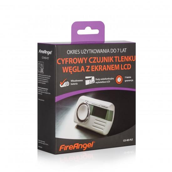 Carbon monoxide alarm with display FireAngel CO-9D