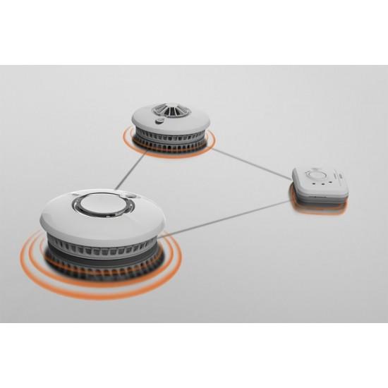 Wireless FireAngel Wi-Safe 2