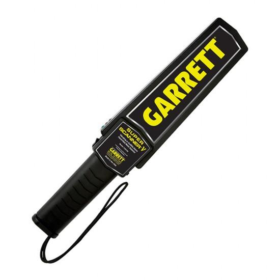 Handheld metal detector Garrett Super Scanner V