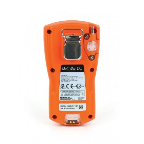 Multi-gas detector Multi Gas Clip Pump