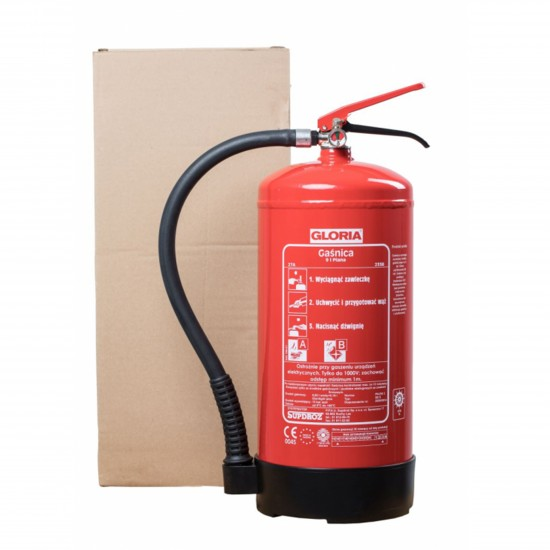 Foam fire extinguisher 9 l