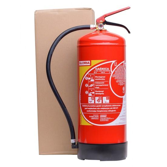 Powder fire extinguisher 12 kg