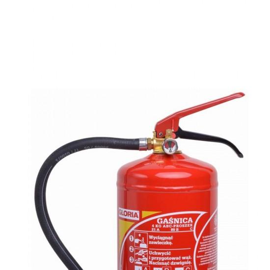 Powder fire extinguisher 4 kg