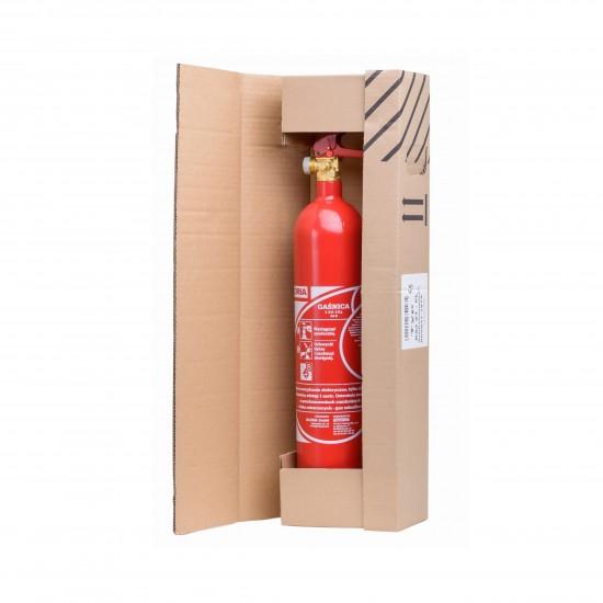 Carbon dioxide extinguisher 2 kg - KS 2 ST