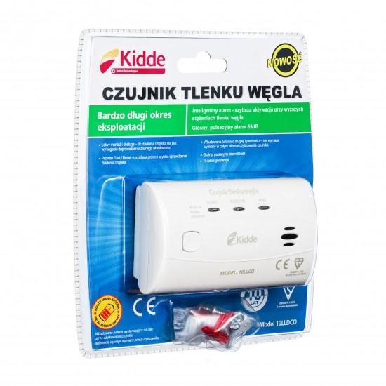 Carbon monoxide alarm Kidde 10LLCO