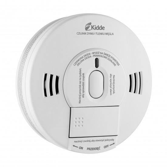 Carbon monoxide & smoke alarm Kidde 10SCO