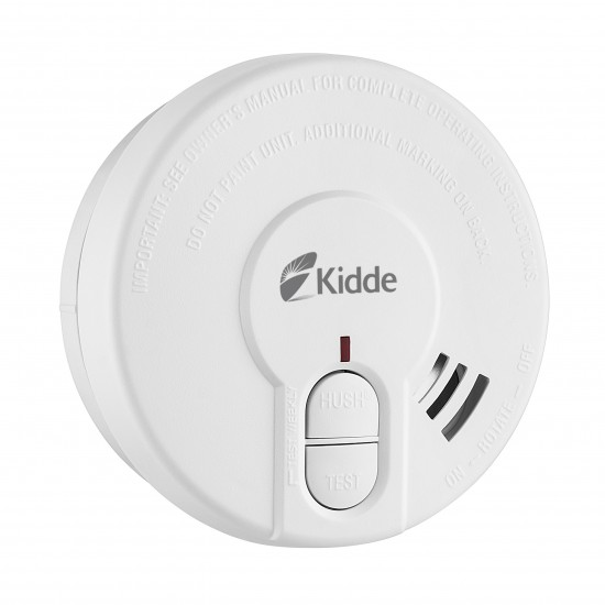 Safe package - carbon monoxide, gas and smoke detector