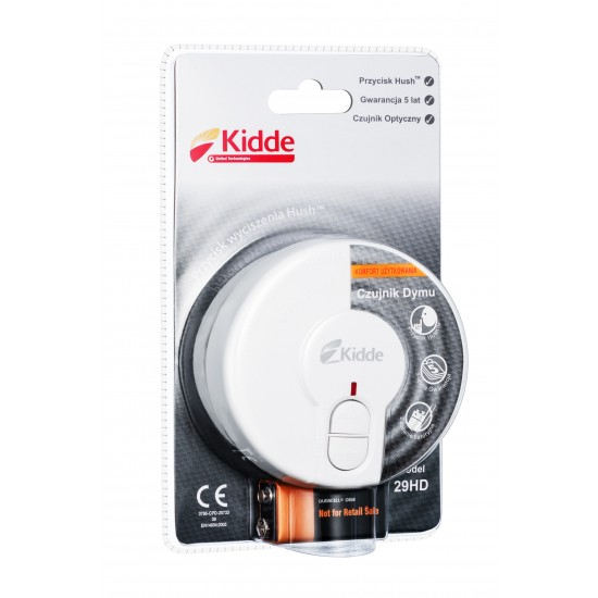 Smoke alarm Kidde 29HD