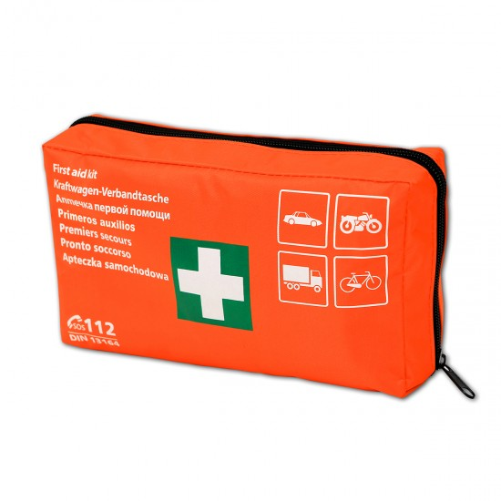 First aid kit DIN 13164 - material