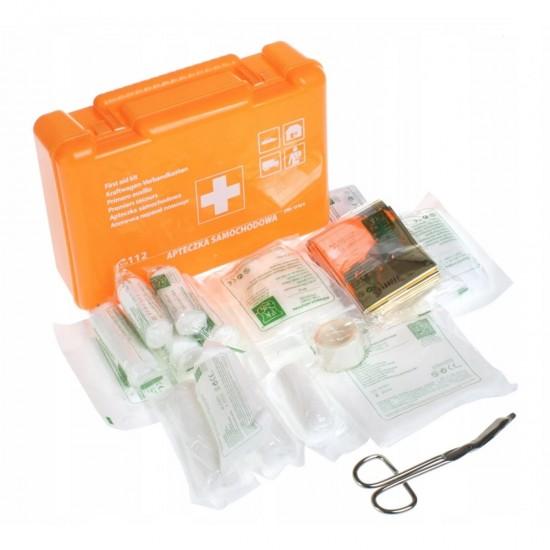 First aid kit DIN 13164 - plastic