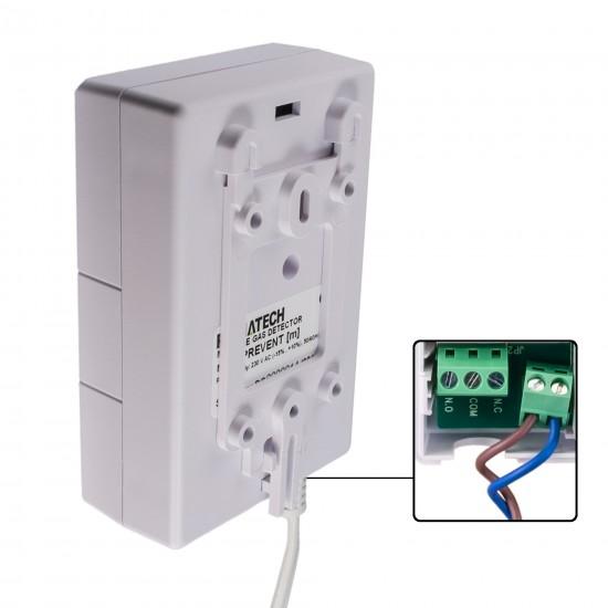 Natural gas alarm Prevent-M