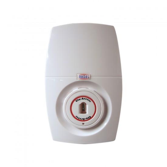 Wireless combined flame & cigarette smoke detector CSA-FGV/R