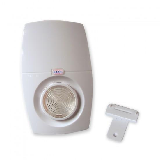 Combined sounder flasher CSA-FSU