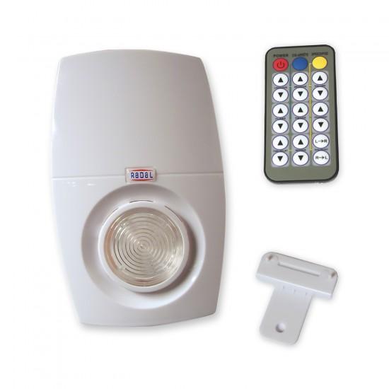 Combined sounder flasher CSA-FSU24
